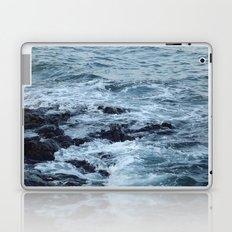 Stormy Waters Laptop & iPad Skin