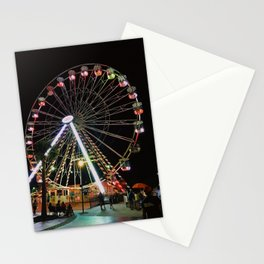 Broadway at the Beach Ferris Wheel Stationery Cards