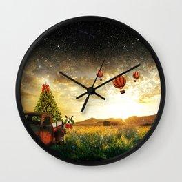 Christmas Magic! Wall Clock