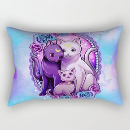 Luna Artemis & Diana Rectangular Pillow