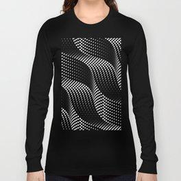 Flow of Bubbles Long Sleeve T-shirt