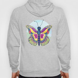 Butterfly III on a Summer Day Hoody