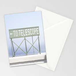Telescope Stationery Cards