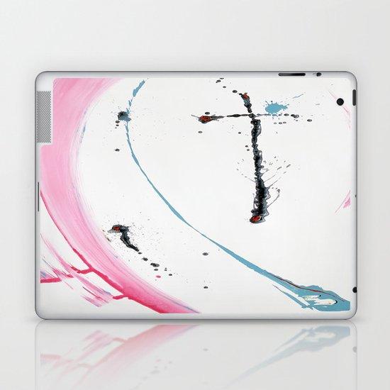 The Cross Laptop & iPad Skin