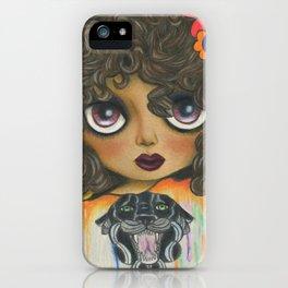 Aisha iPhone Case