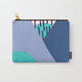 MODERN MEMPHIS MOUNTAINS BEYOND THE PLATEAU Carry-All Pouch