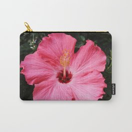 Five Pink Petals Carry-All Pouch