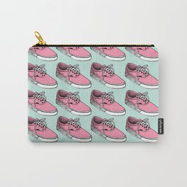 Sneakers Carry-All Pouch