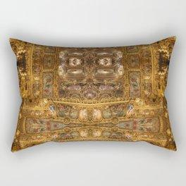 Opera Garnier Rectangular Pillow
