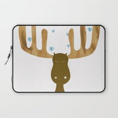 Sleeping Moose Laptop Sleeve