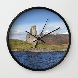 Ardvreck Castle Wall Clock