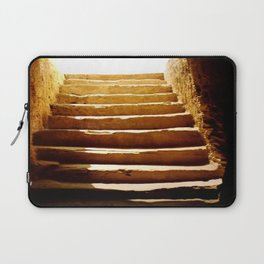Steps to tomb Laptop Sleeve