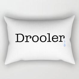 Drooler Rectangular Pillow