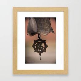 """""""Luck"""" Framed Art Print"""