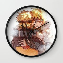 Naruto Wall Clock