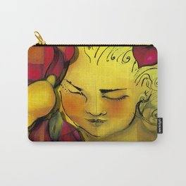 """""""The first sun, the first kiss"""" Carry-All Pouch"""