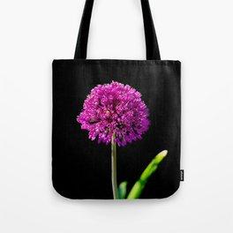 Allium in art Tote Bag