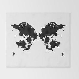 Butterfly Denmark Throw Blanket