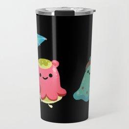 Mollusk cocktail Travel Mug
