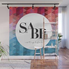 SABR Wall Mural