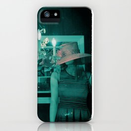 Women without Faces iPhone Case