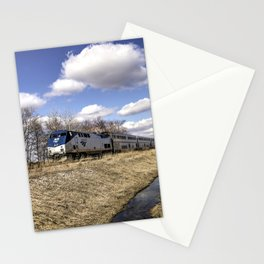 Amtrak 66  Stationery Cards