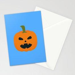 Halloween pumpkin Stationery Cards