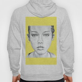 Lady Portrait Hoody