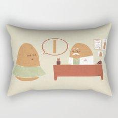 Plastic Surgery Rectangular Pillow