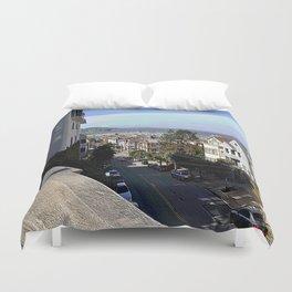 San Francisco 2 Duvet Cover