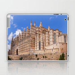 Cathedral of Palma de Mallorca Laptop & iPad Skin