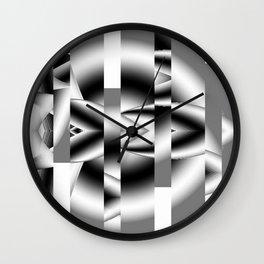 EliB Juli Wall Clock