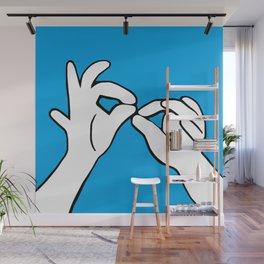 ASL Interpret Wall Mural