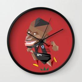 BOAZ SALOSSA Wall Clock