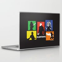 guardians Laptop & iPad Skins featuring Guardians by PeterParkerPA