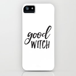 Good Witch iPhone Case
