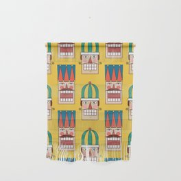 Nut Crackin' Army (Patterns Please) Wall Hanging