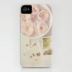 Roses And Polaroids Slim Case iPhone (4, 4s)