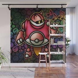 Gato Wall Mural