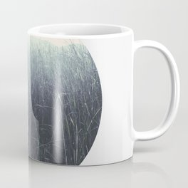 Circular Landscape Sunlight Coffee Mug