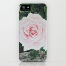 Katie's Rose iPhone Case