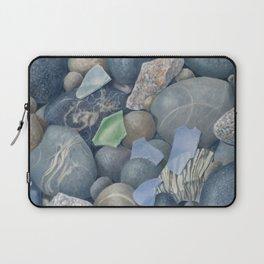 Sea Glass IV Laptop Sleeve