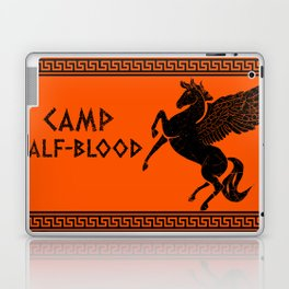 Camp Half-Blood Laptop & iPad Skin