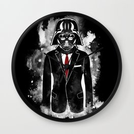 Lord Vader - From The Dark Side Wall Clock
