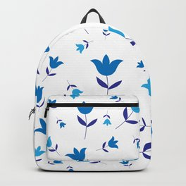 Blue Tulips Backpack