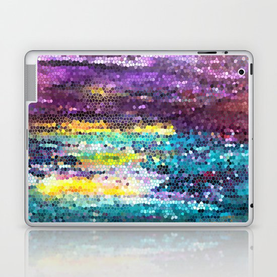 Broken Dawn Laptop & iPad Skin