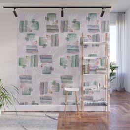 Evoke's Brushstokes Wall Mural