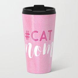 #CAT mom Travel Mug