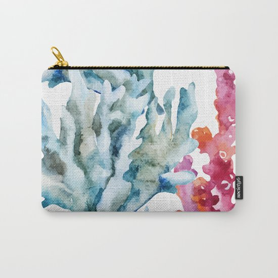 Sea Life Pattern 02 Carry-All Pouch