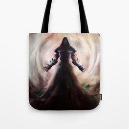 Death Blossom Tote Bag